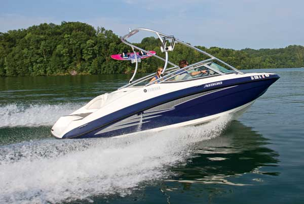 Yamaha Jet Fishing Boats