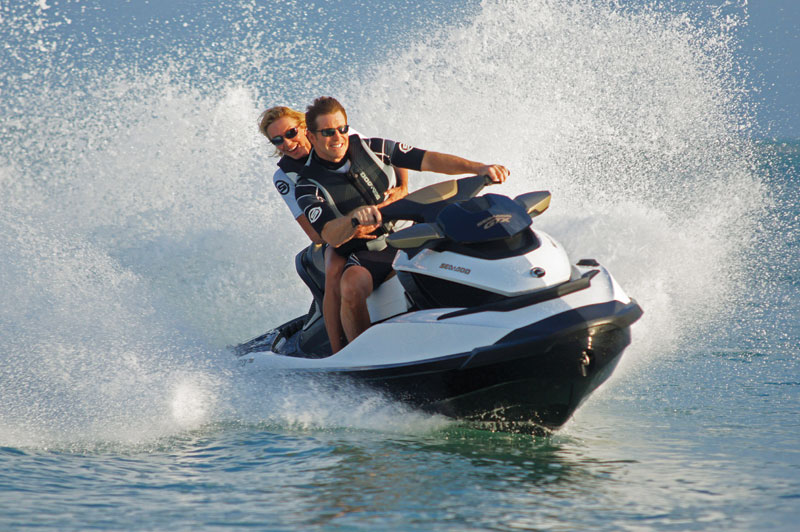 Sea-Doo GTX S 155 – Boating World