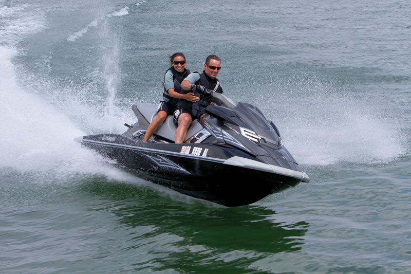yamaha waverunner horsepower ratings