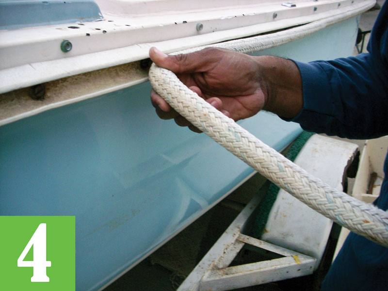 Rub Rail Your Boat The Right Way Boating World