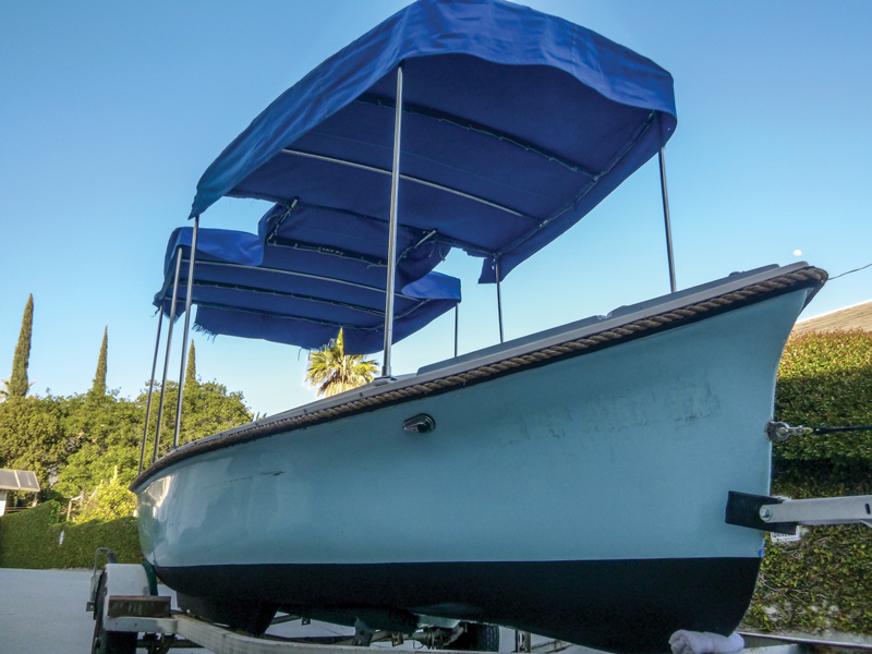 Made for Shade – Boating World