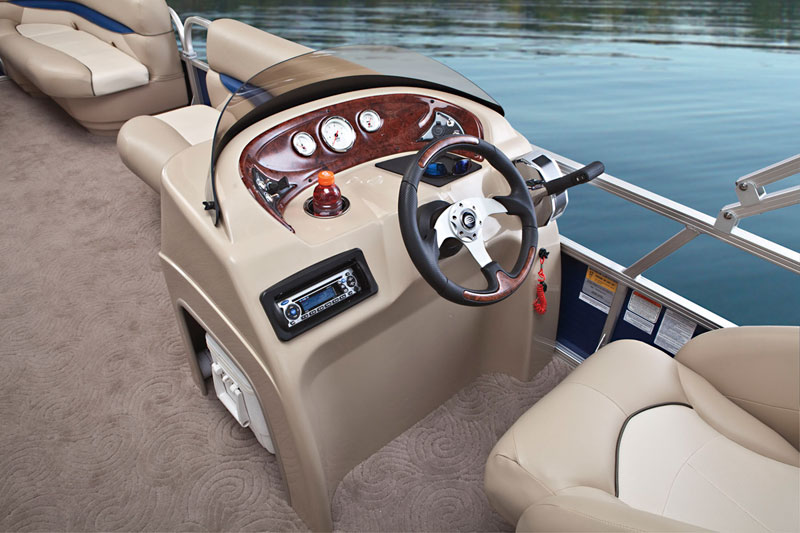 Sun Tracker Party Barge 24 DLX XP3 – Boating World