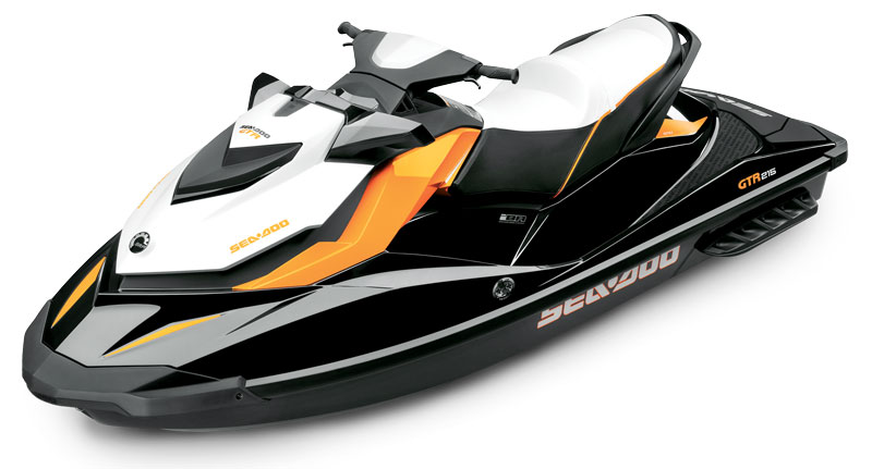 Sea-Doo GTR 215 – Boating World