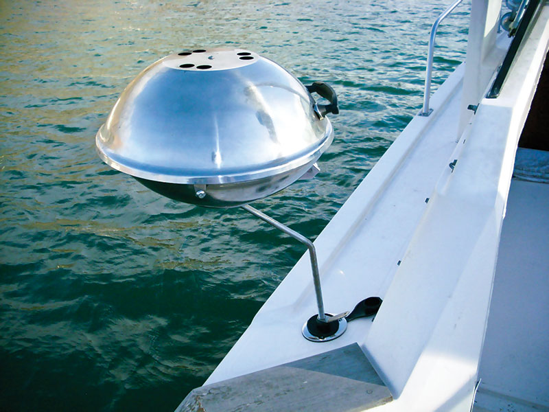 Rod Holder Installation Made Easy Boating World