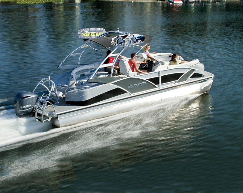 Aqua Patio 250 Express Boating World – Aqua Patio