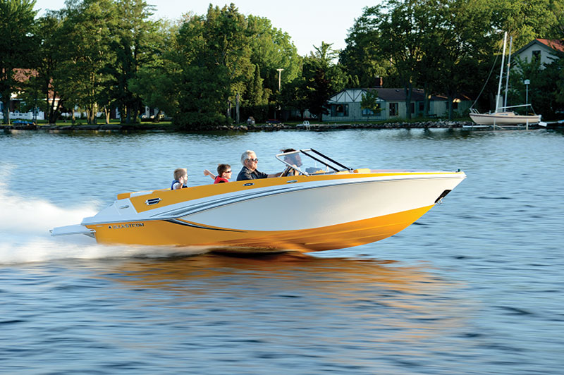 Glastron GT 185 – Boating World