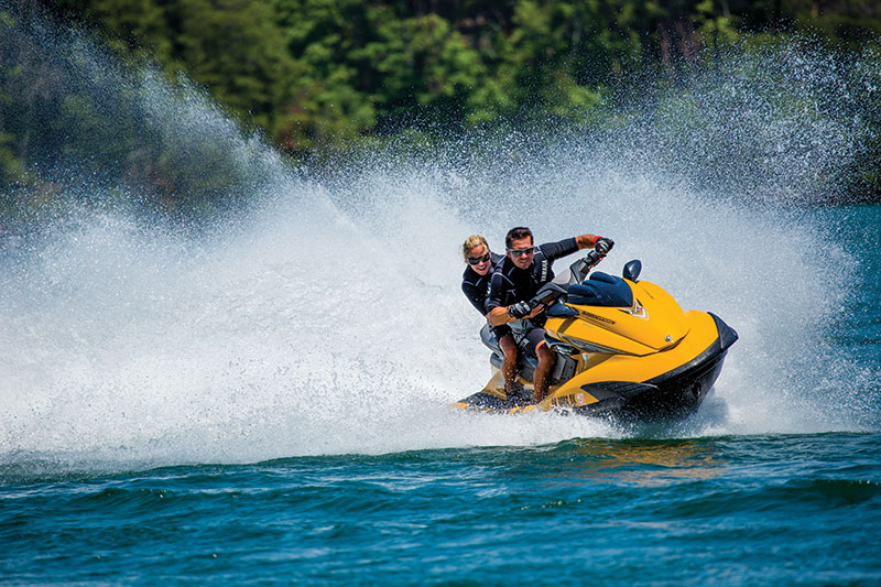 Yamaha FZS and VXR – Boating World