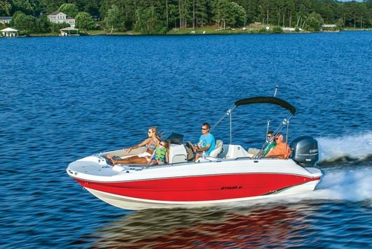 Stingray 192SC – Boating World