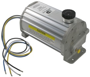 Dexter Electric over Hydraulic brake actuator