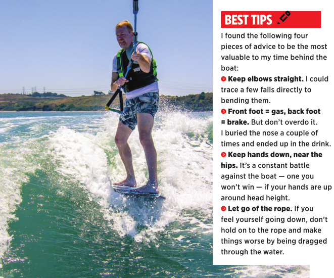 Best Tips for Wakesurfing Beginners