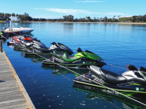 Boating World Editors Test a Kawasaki and a Sea-Doo