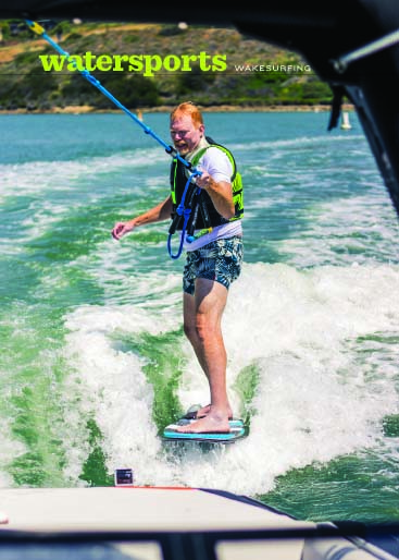 Beginner's Guide to Wakesurfing