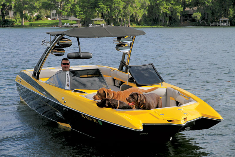 Malibu Wakesetter 24 MXZ – Boating World