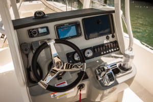 even with a fully equipped dash, including a VHF, be sure to file a float plan before heading offshore