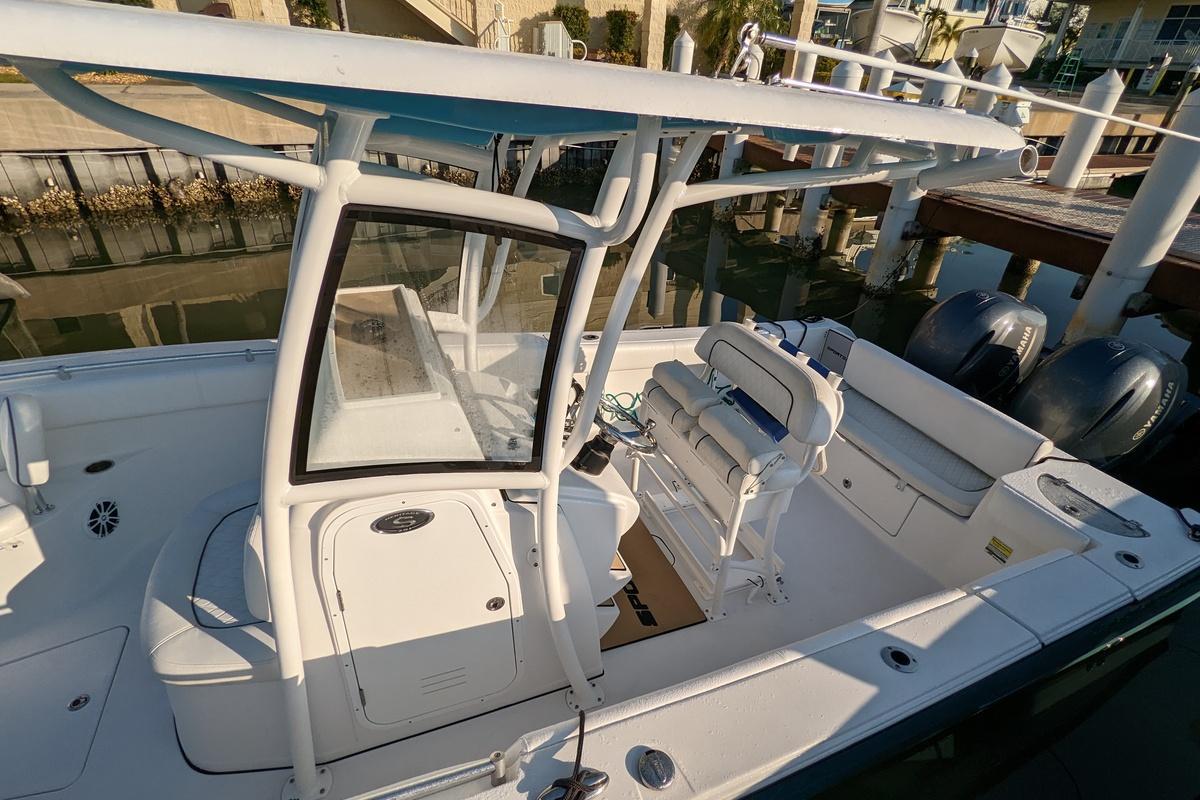 Sea Ray 21 SPX Select – Boating World