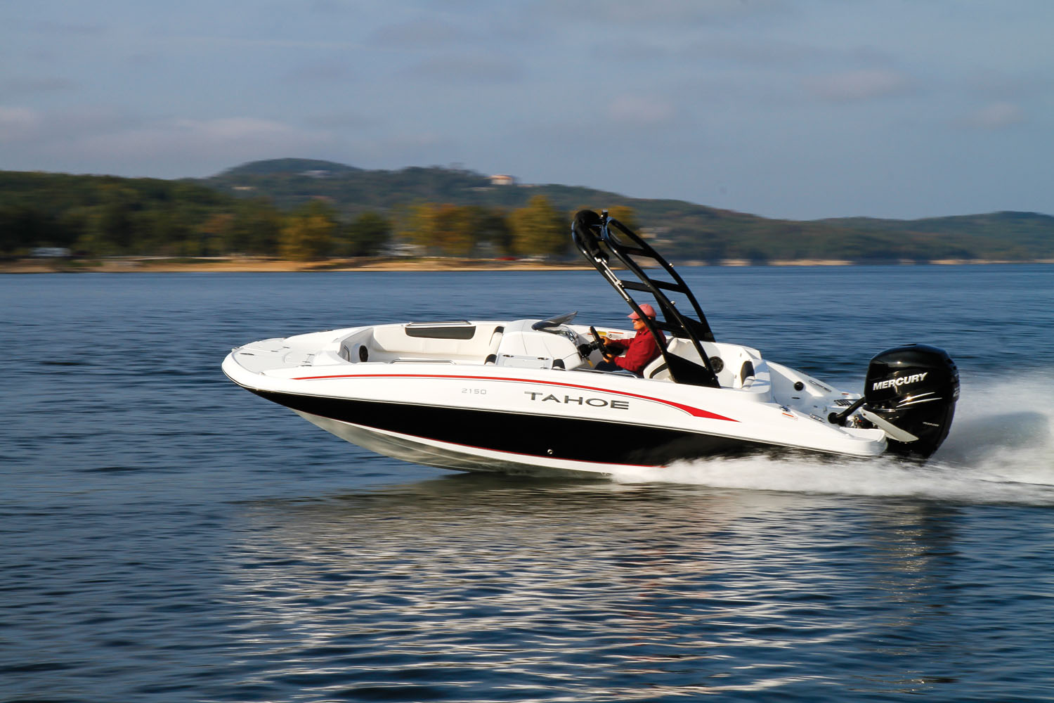 Tahoe 2150 Outboard - Boating World