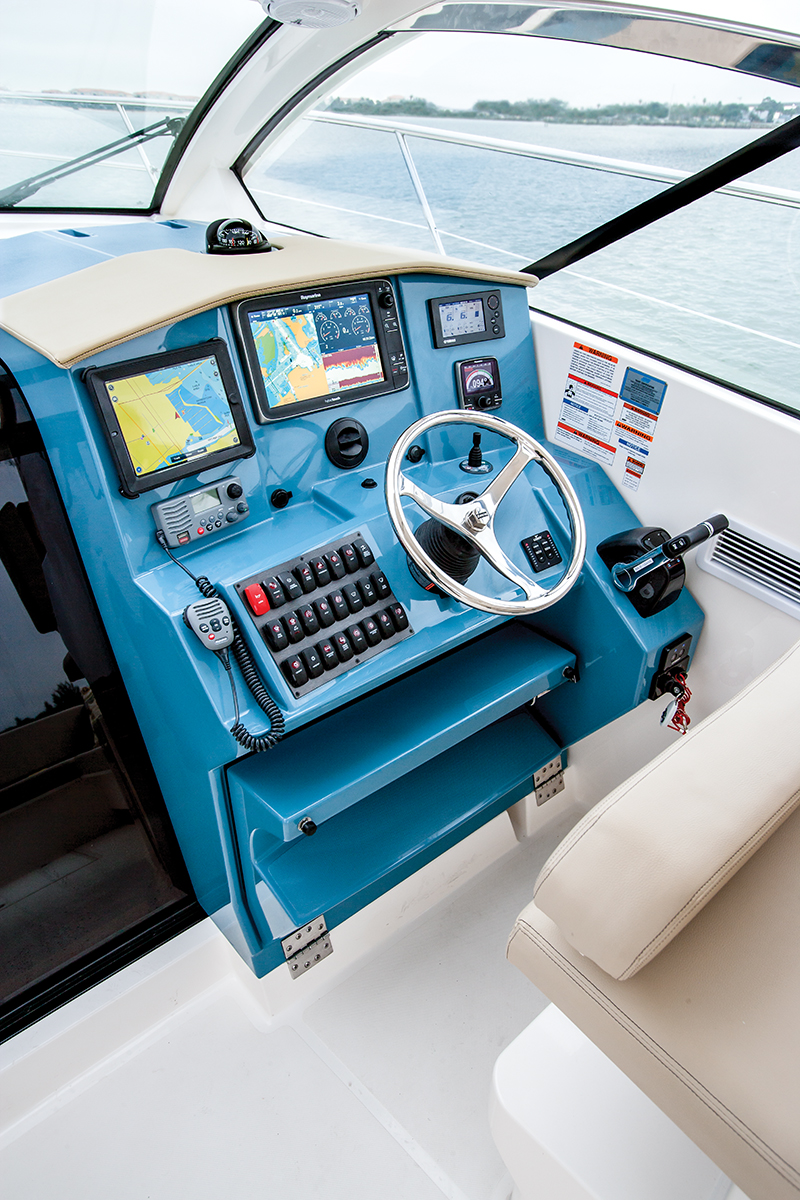 Electronics Install Made Easy - Boating World