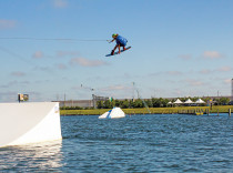 No-Wake Zone – Even if you regularly board or ski behind a boat, practicing at a cable park can deliver benefits.