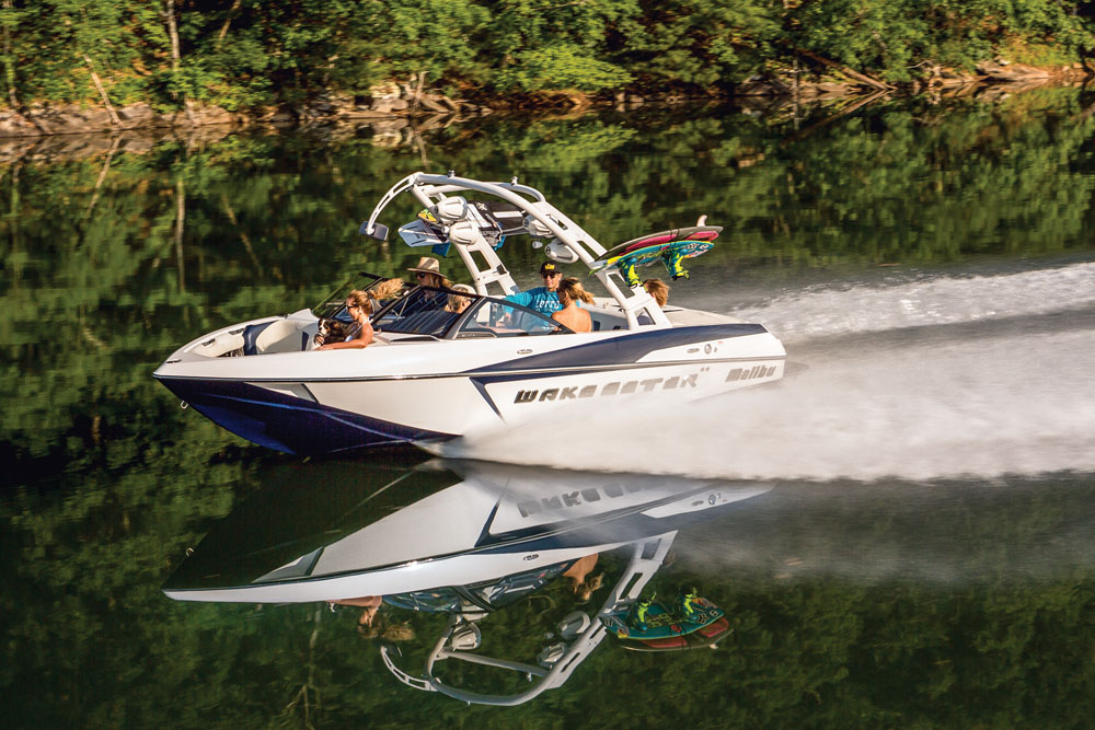 Malibu Wakesetter 20 Vtx Boating World