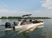 Princecraft Vogue 29 SE – Princecraft packs a lot of fun, luxury and versatility into its flagship model.