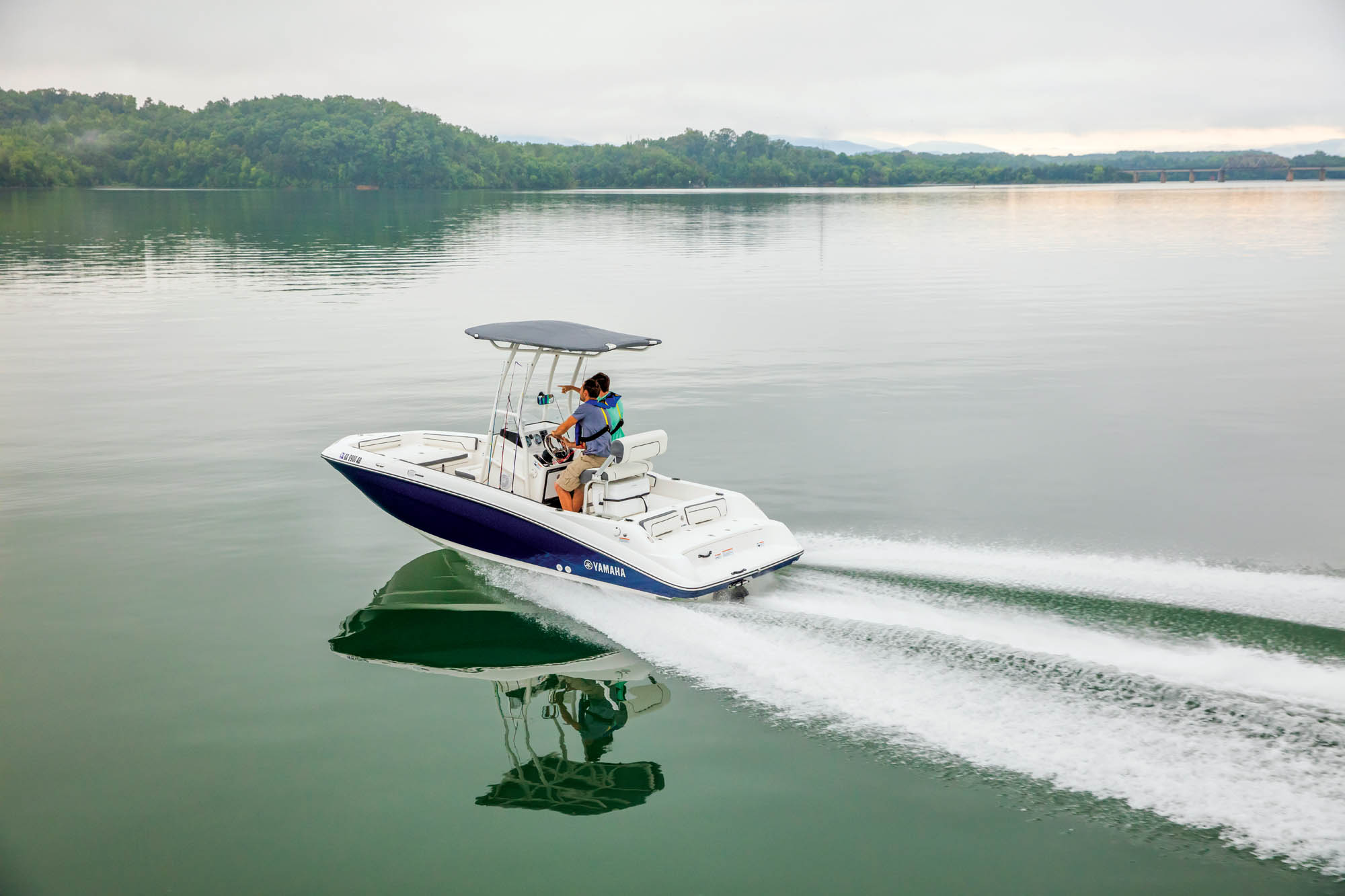 Yamaha 190 FSH Sport – Boating World
