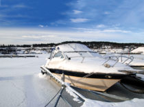 Procrastination Doesn't Pay – For boat owners who suffer through a real winter, make sure the trailer is ready to sit cold and idle.