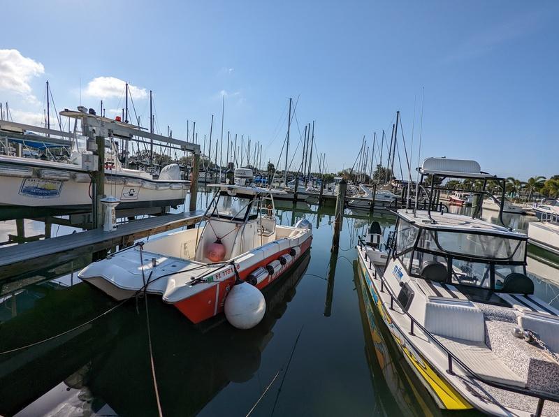 Honda Marine BF60.