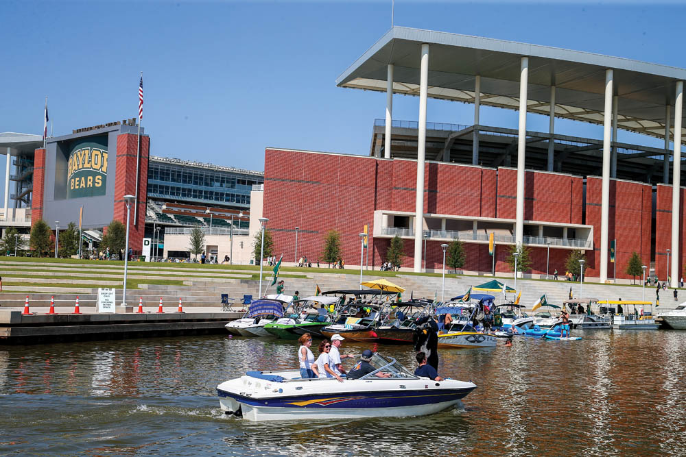 McLane Stadium, Waco, Texas – Photo Credit: Baylor University