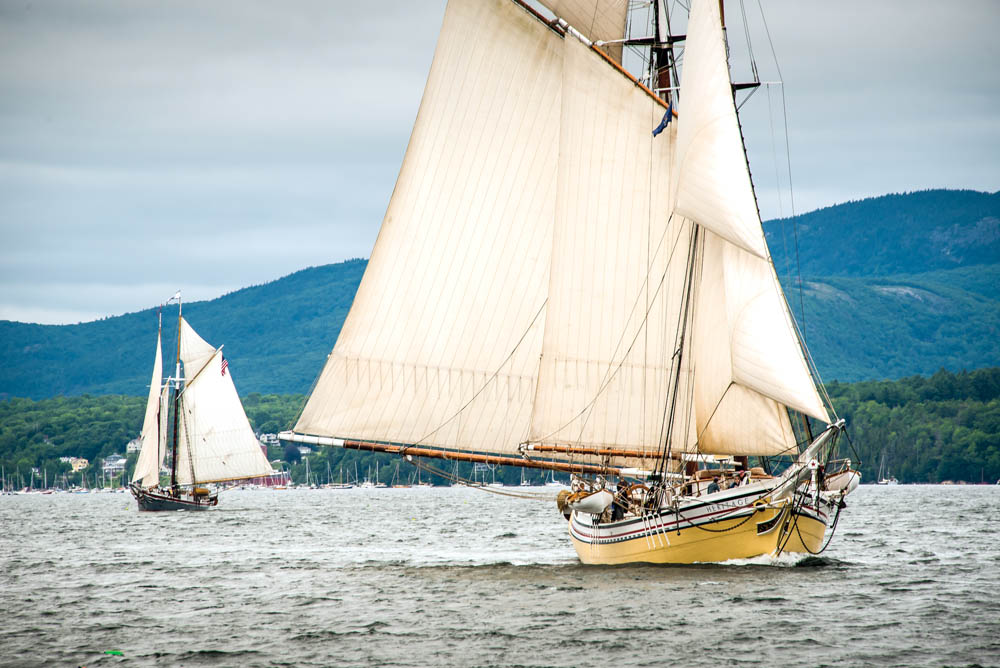 Great Schooner Race, Maine – Photo Credit: Fred LeBlanc