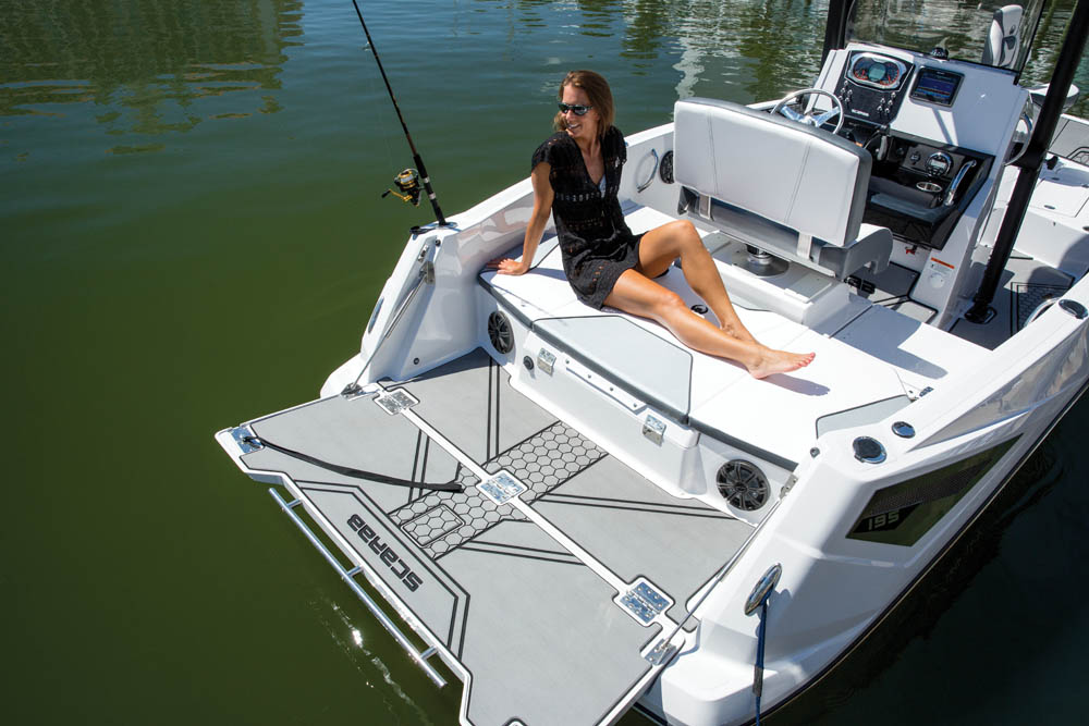 Scarab Open 195 Boating World