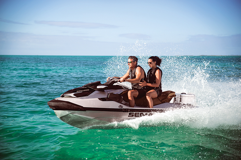 Standard Bearer — Sea-Doo GTX Limited – Boating World