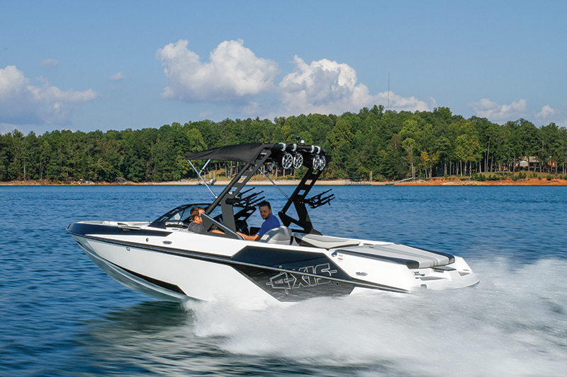 Waver Saver — Axis T22 – Boating World