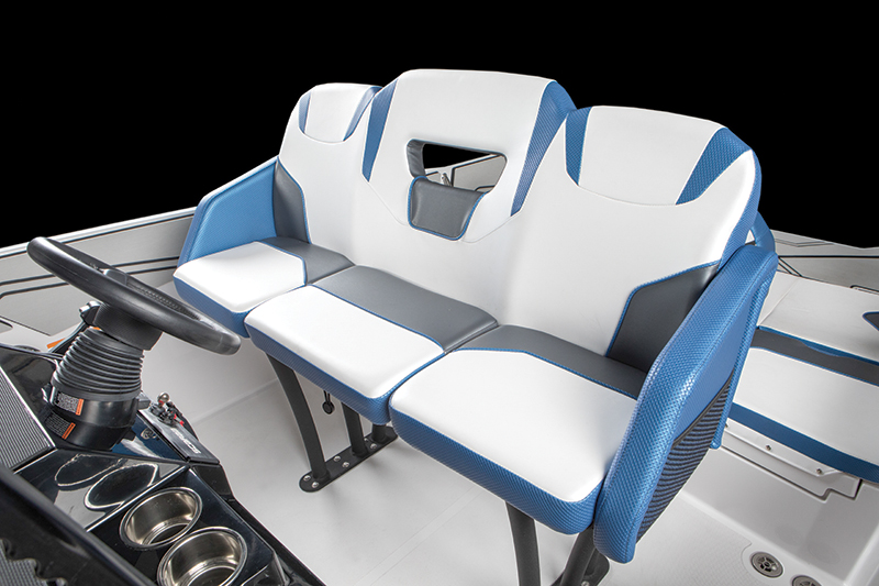 Open for Business — Scarab 255 Open ID – Boating World