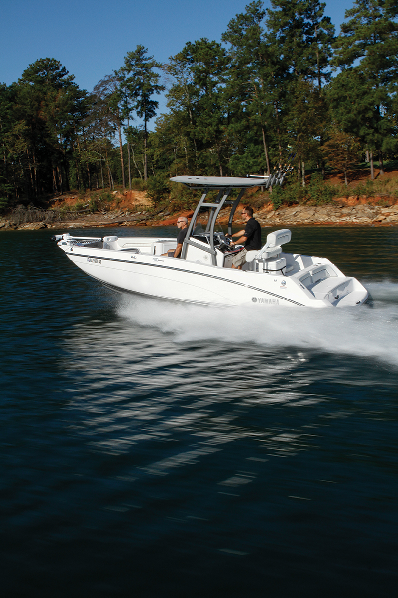 Go FiSH-Yamaha 210 FSH Sport – Boating World