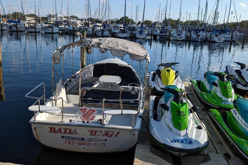 Yamaha EXR Waverunner – Boating World