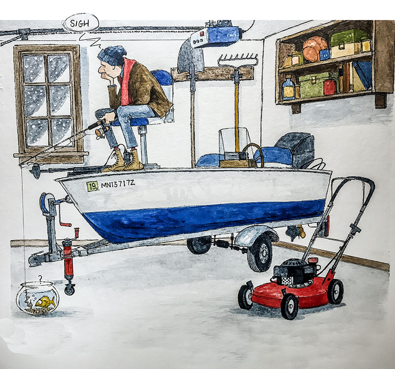 Name the Boat - March 2019