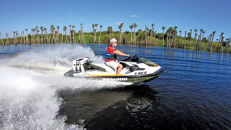 Sea-Doo Fish Pro – Boating World