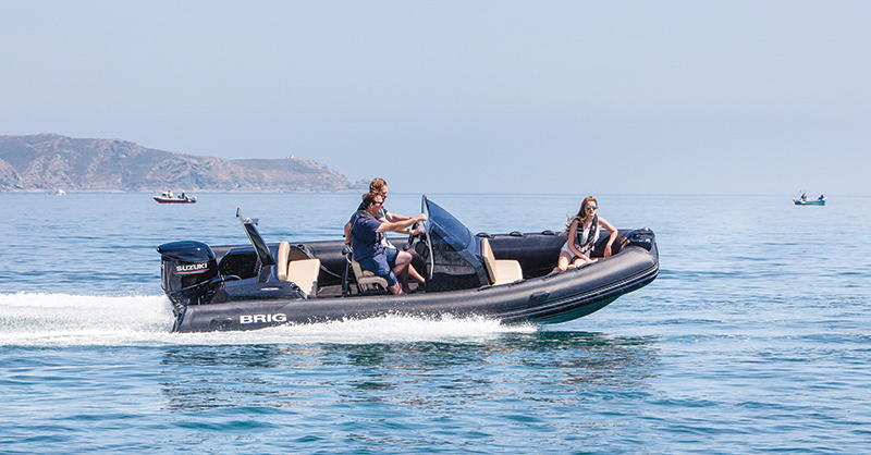 rigid inflatable boats